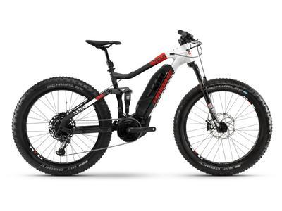 Haibike XDURO FullFatSix 10.0 500Wh 12G GX Eagle